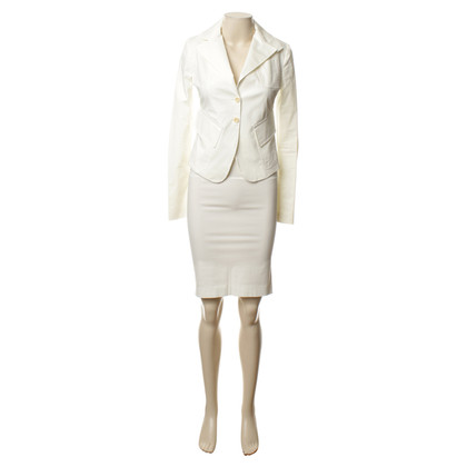 Patrizia Pepe Suit in cream