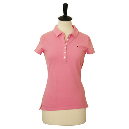 Tommy Hilfiger  Polo shirt in pink