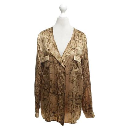 Steffen Schraut Silk blouse