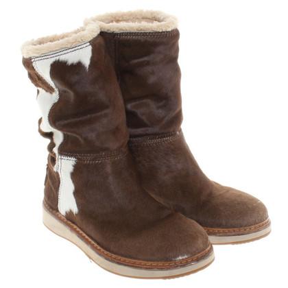 Car Shoe stivali pelle di mucca