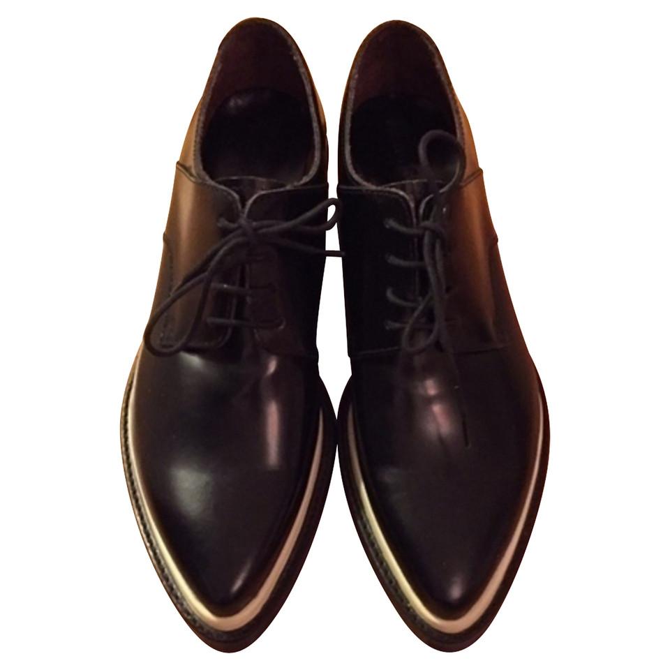 Acne lace-up shoes