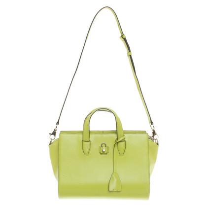 """Alexander Wang """"Pelican Satchel Bag"""" en vert clair"""
