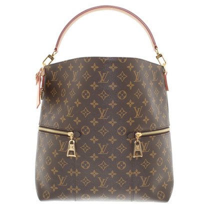 "Louis Vuitton ""Mélie Monogram Canvas"""