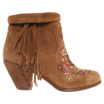 Sam Edelman Ankle boots in brown