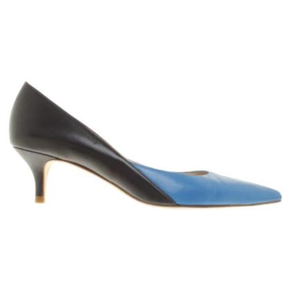 L.K. Bennett pumps in blu