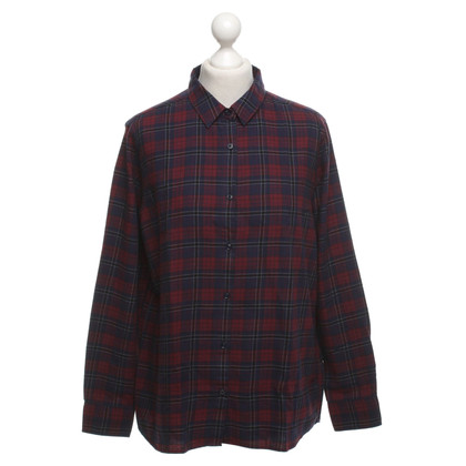 Closed Geruit hemd blouse