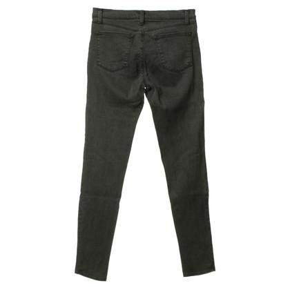 J Brand Skinny jeans in verde