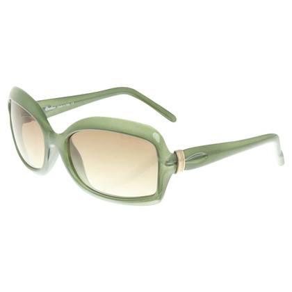 Borsalino Sunglasses in green