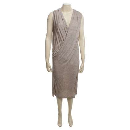 All Saints Kleid in Grau