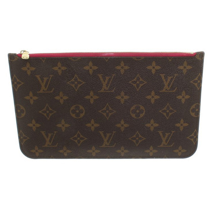 Louis Vuitton Pochette with Monogram pattern
