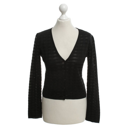 Missoni Cardigan in Black