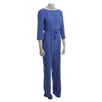 Elisabetta Franchi Anzug in Blau