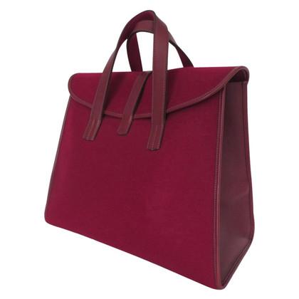 "Hermès ""Feudoux"" in rosso"