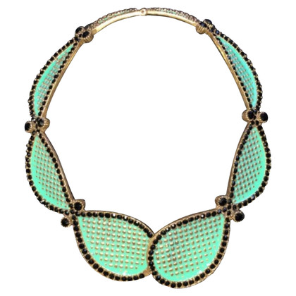 Oscar de la Renta Torque necklace