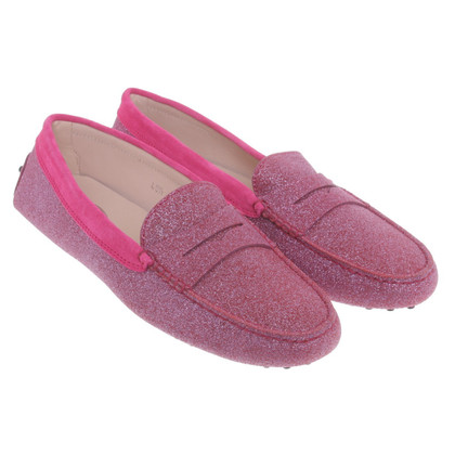 Tod's Loafer in pink