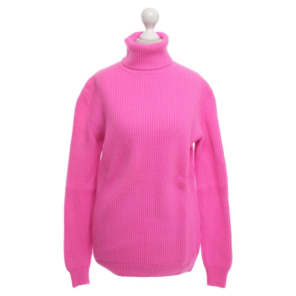 Bottega Veneta Knit sweater in pink