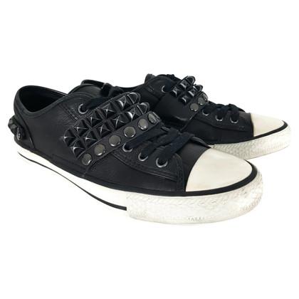 Ash sneakers cloutés