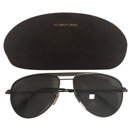Tom Ford Tolle Aviator zonnebril door Tom Ford