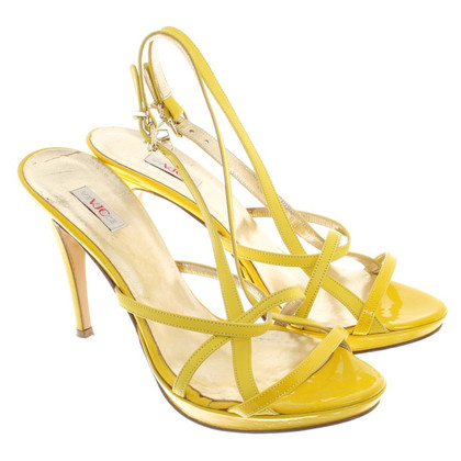 Versace Sandals in yellow