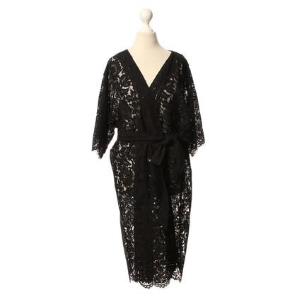 Ganni Kimono top