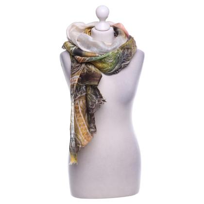 Dondup Sjaal met patroon