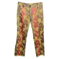 Just Cavalli trousers with pattern