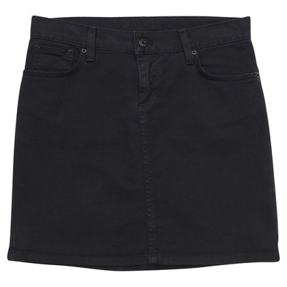 Ralph Lauren Black denim skirt