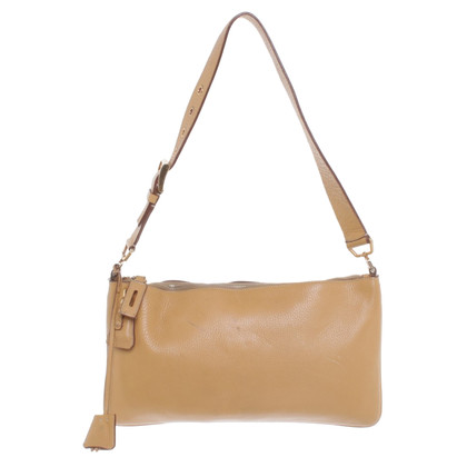 Prada Ocher shoulder bag