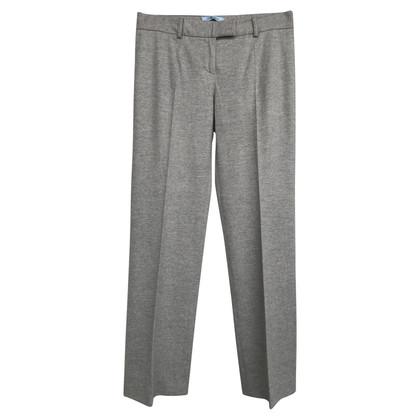 Blumarine pantaloni di lana