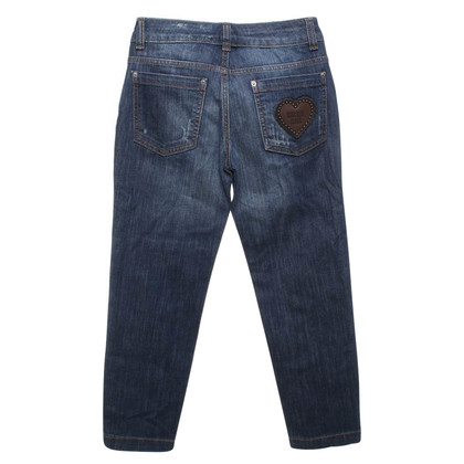 Moschino Jeans in Blauw