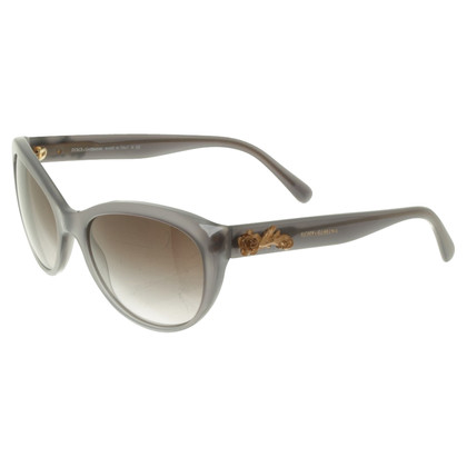 Dolce & Gabbana Sunglasses in Petrol