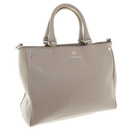 Aigner Handtas in Gray