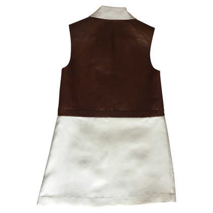 Bally Nappa Leather Dress