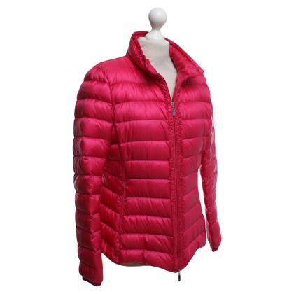 Moncler Down jacket in fuchsia