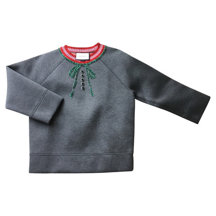 Gucci Sweater with decorative collar