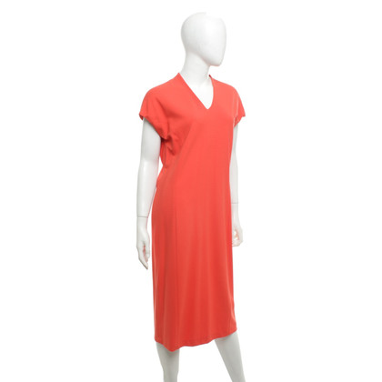 Marc Cain Dress in coral red