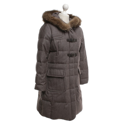 Mabrun Coat in brown
