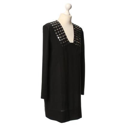 Sport Max Black dress with studs