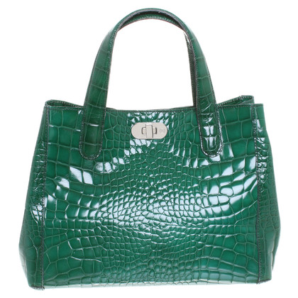 Bogner Handtasche in Grün