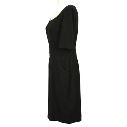 Hobbs Dress in black