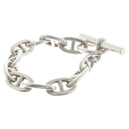 Hermès Bracciale in argento