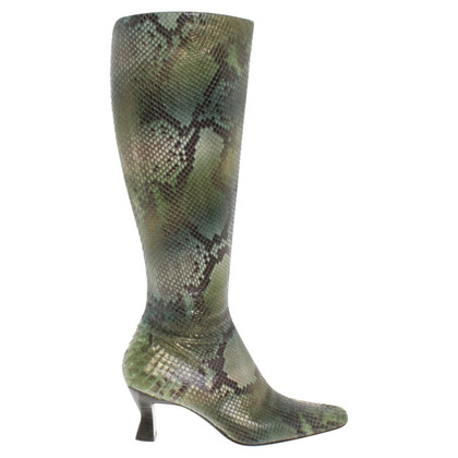 Escada Boots in green