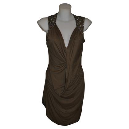 Richmond robe de strass