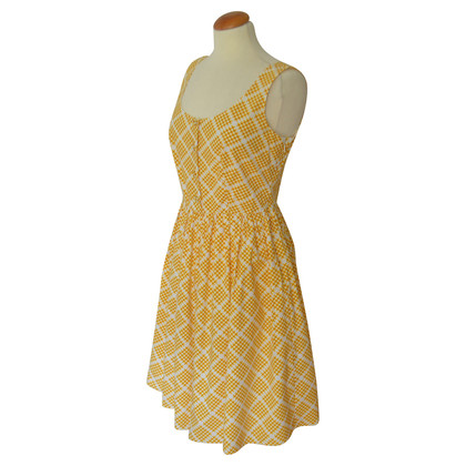 Prada MIDI dress with print