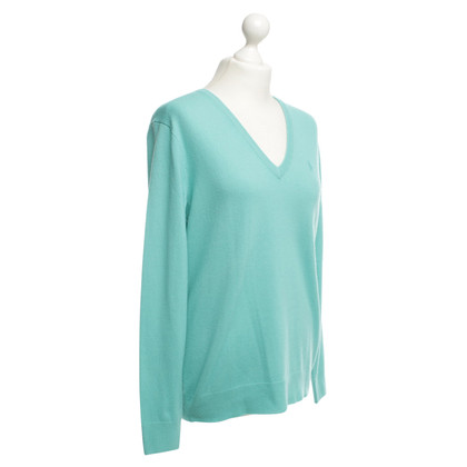 Ralph Lauren Cashmere sweaters in turquoise