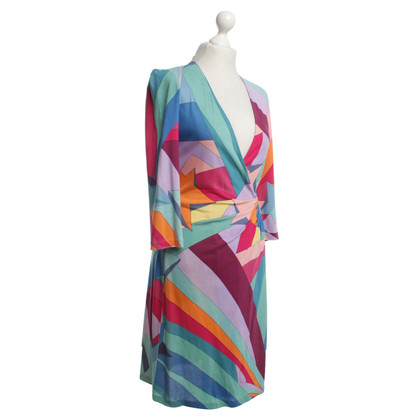 Diane von Furstenberg Wrap dress of silk