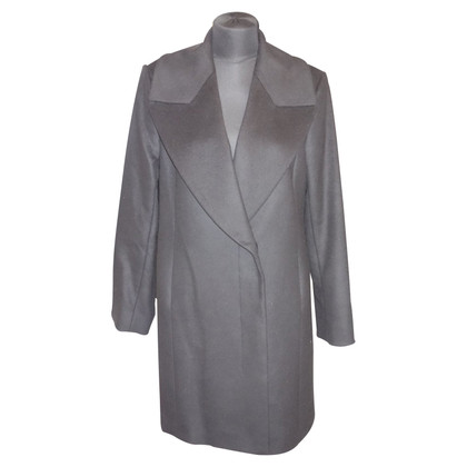 Hugo Boss Cappotto in lana con cashmere