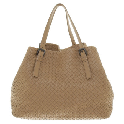 "Bottega Veneta ""Large Tote Bag"" made of nappa leather"