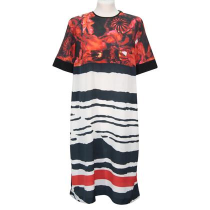 Preen Patroon jurk