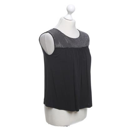 Moschino Love Shirt in Schwarz